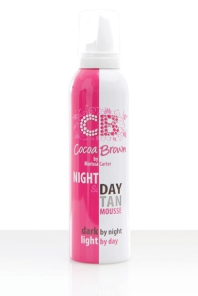 Cocoa Brown Night and Day Tan
